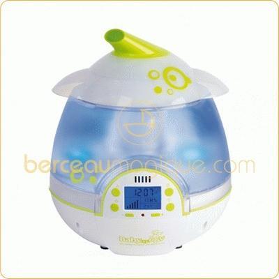 Humidificateur digital babymoov meilleur prix for Humidificateur chambre bebe