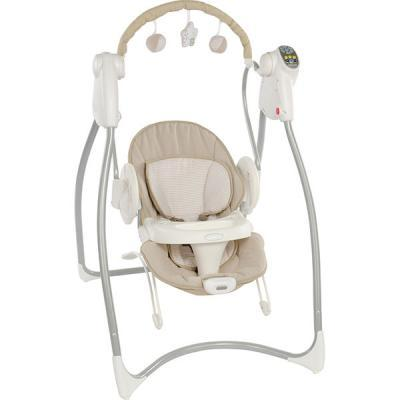 balancelle snuggle swing graco balancelle bebe au meilleur prix. Black Bedroom Furniture Sets. Home Design Ideas